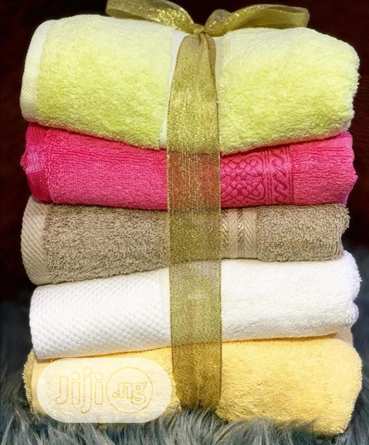 Hydro Cotton Towels | Home Accessories for sale in Alimosho, Lagos State, Nigeria