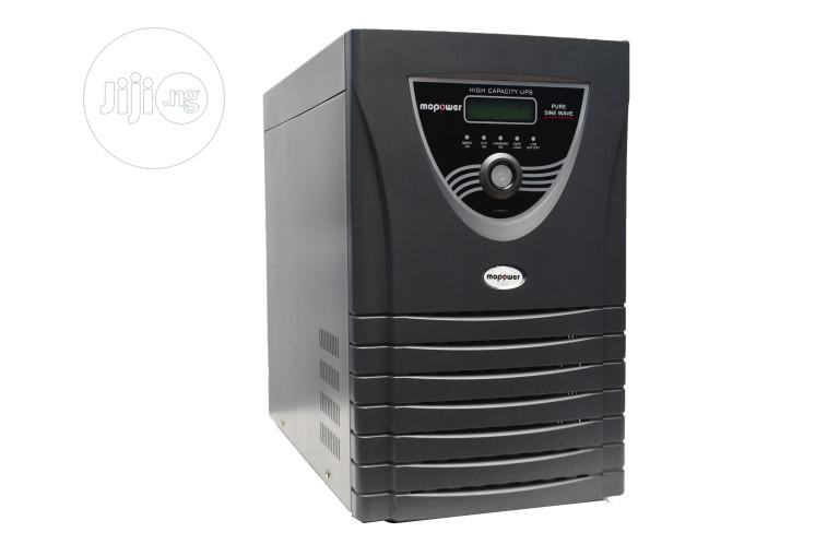 Mopower 1.6kva/24V Inverter