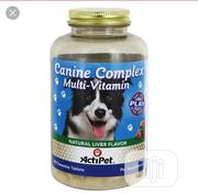 Multivitamin Supplement For Puppy And Adult Dogs 100+ Tablets | Pet's Accessories for sale in Lagos State, Ilupeju