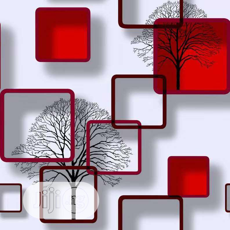 Archive: 3D Designed Wallpaper
