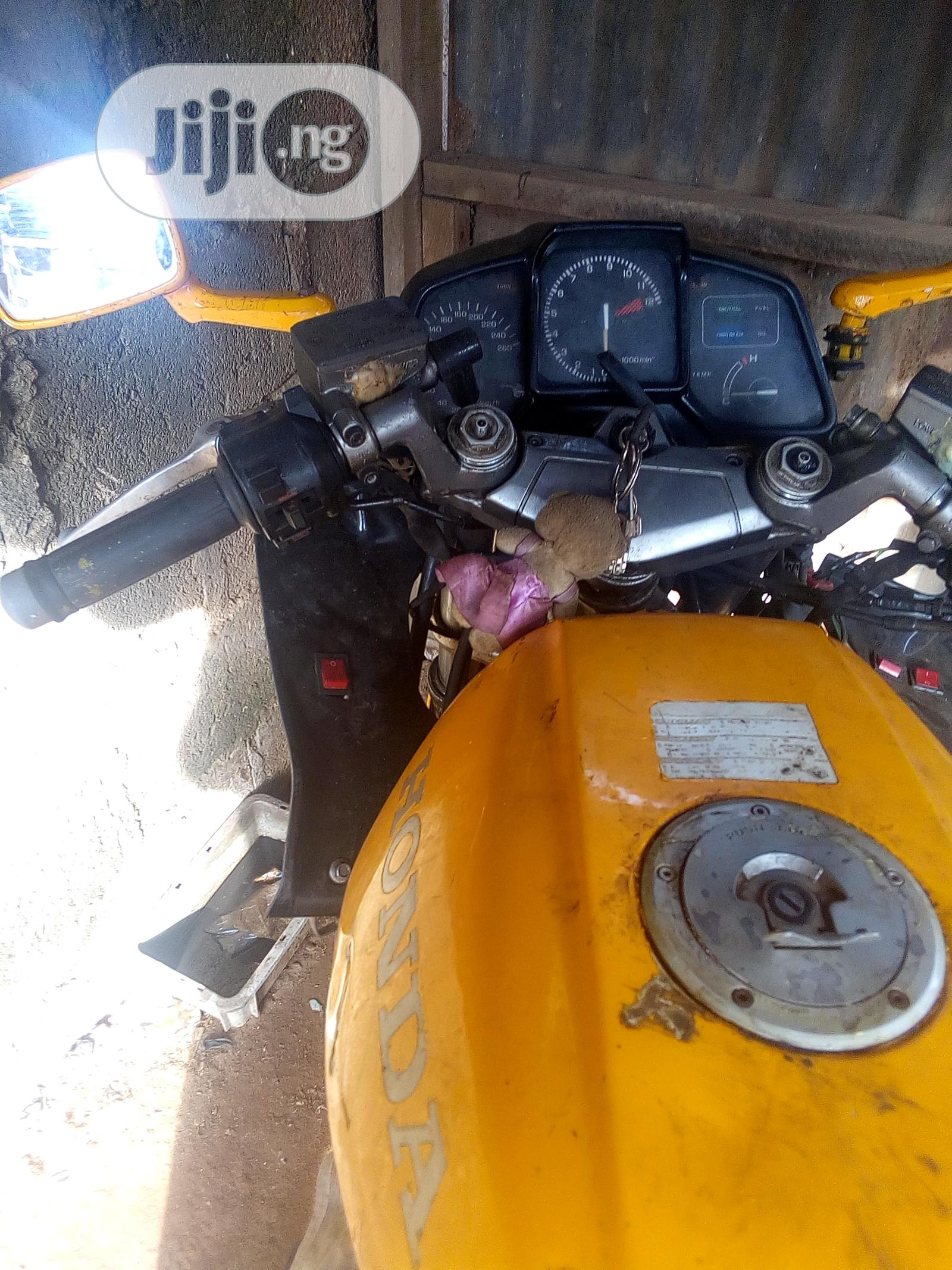 Dispatch Bike Delivery In Lagos
