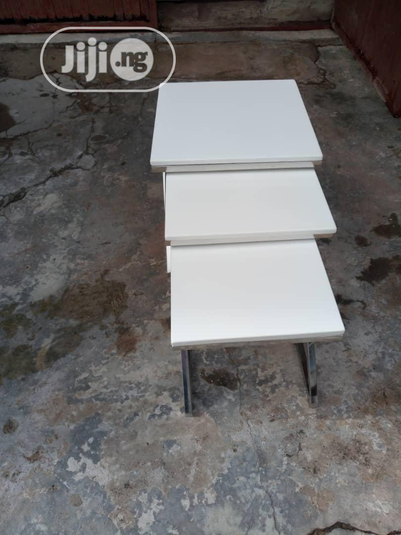 Imported Side Stool 3in 1