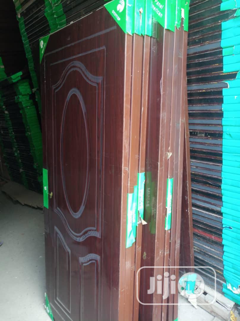 America Steel Doors