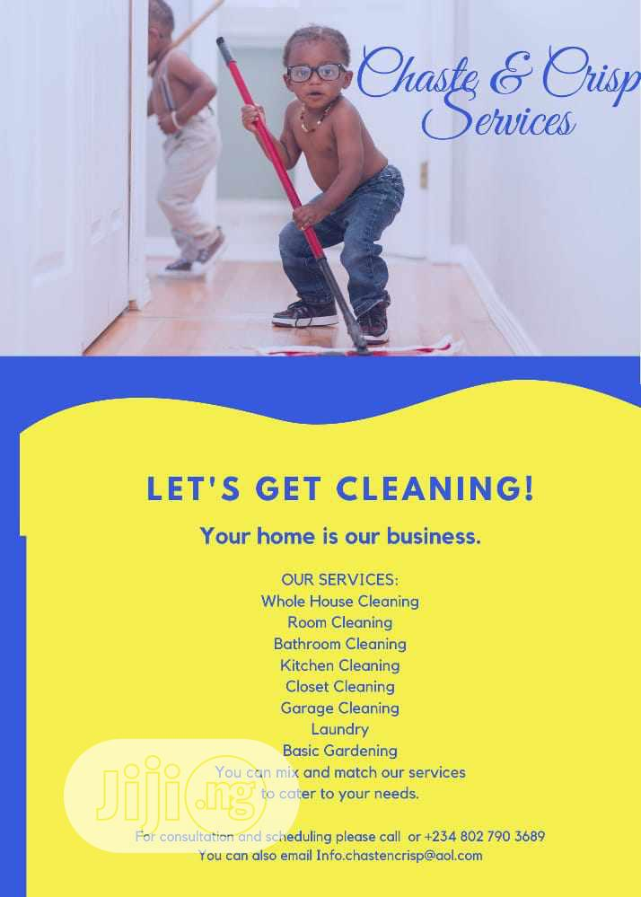 Industrial and House Cleaning Service