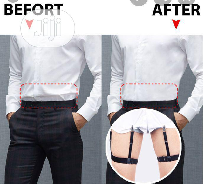 Tuck In Shirt Suspenders | Clothing for sale in Gwarinpa, Abuja (FCT) State, Nigeria