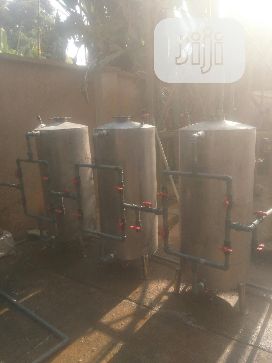 Industrial And Domestic Treatment Water Module
