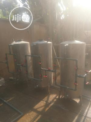 Industrial And Domestic Treatment Water Module | Manufacturing Services for sale in Abuja (FCT) State, Kubwa