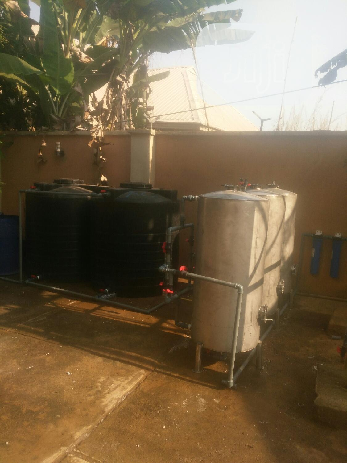 Industrial And Domestic Treatment Water Module | Manufacturing Services for sale in Kubwa, Abuja (FCT) State, Nigeria