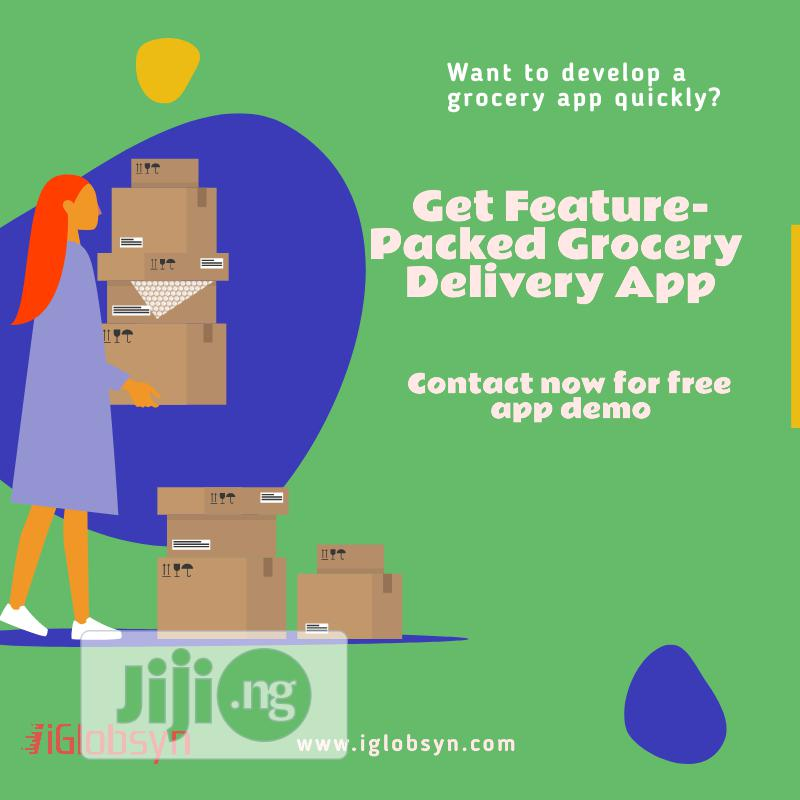 Archive: Buy Readymade Grocery Delivery App From Iglobsyn