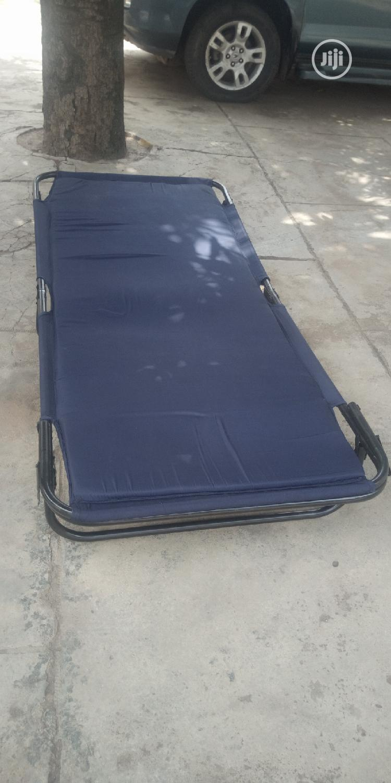 High Quality Jackson Big Size Camp Beds
