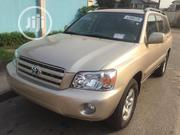 Toyota Highlander 2007 Sport Gold | Cars for sale in Lagos State, Ikeja