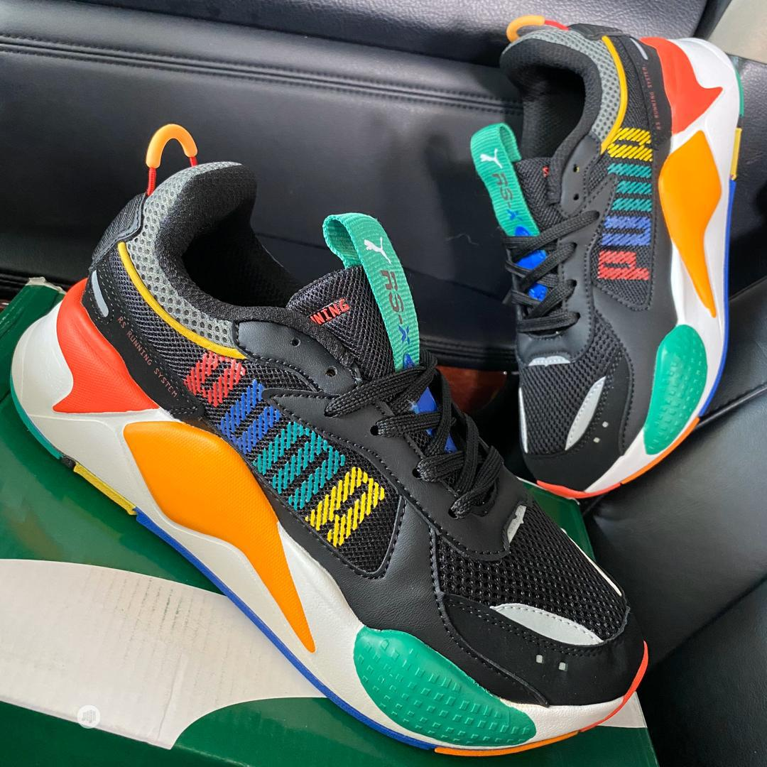 Puma Rs-x Bold Sneakers   Shoes for sale in Lagos Island, Lagos State, Nigeria