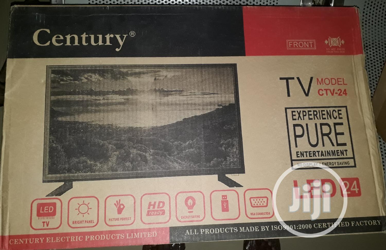 Century Led Tv 24 Inches