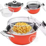 28cm Manual Deep Fryer | Kitchen Appliances for sale in Lagos State, Lagos Island