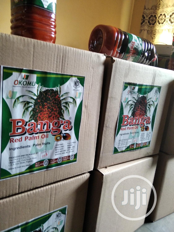 Okomu Palm Oil