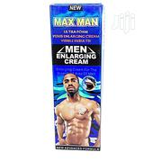 Max Man Ultra Foam Penis Enlarging Cream | Sexual Wellness for sale in Rivers State, Degema
