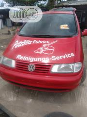 Volkswagen Sharan 1997 Red | Cars for sale in Lagos State, Orile