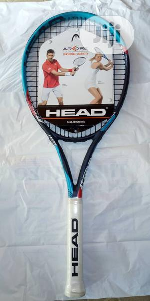 Cyber Tour Head Lawn Tennis Racket   Sports Equipment for sale in Rivers State, Port-Harcourt