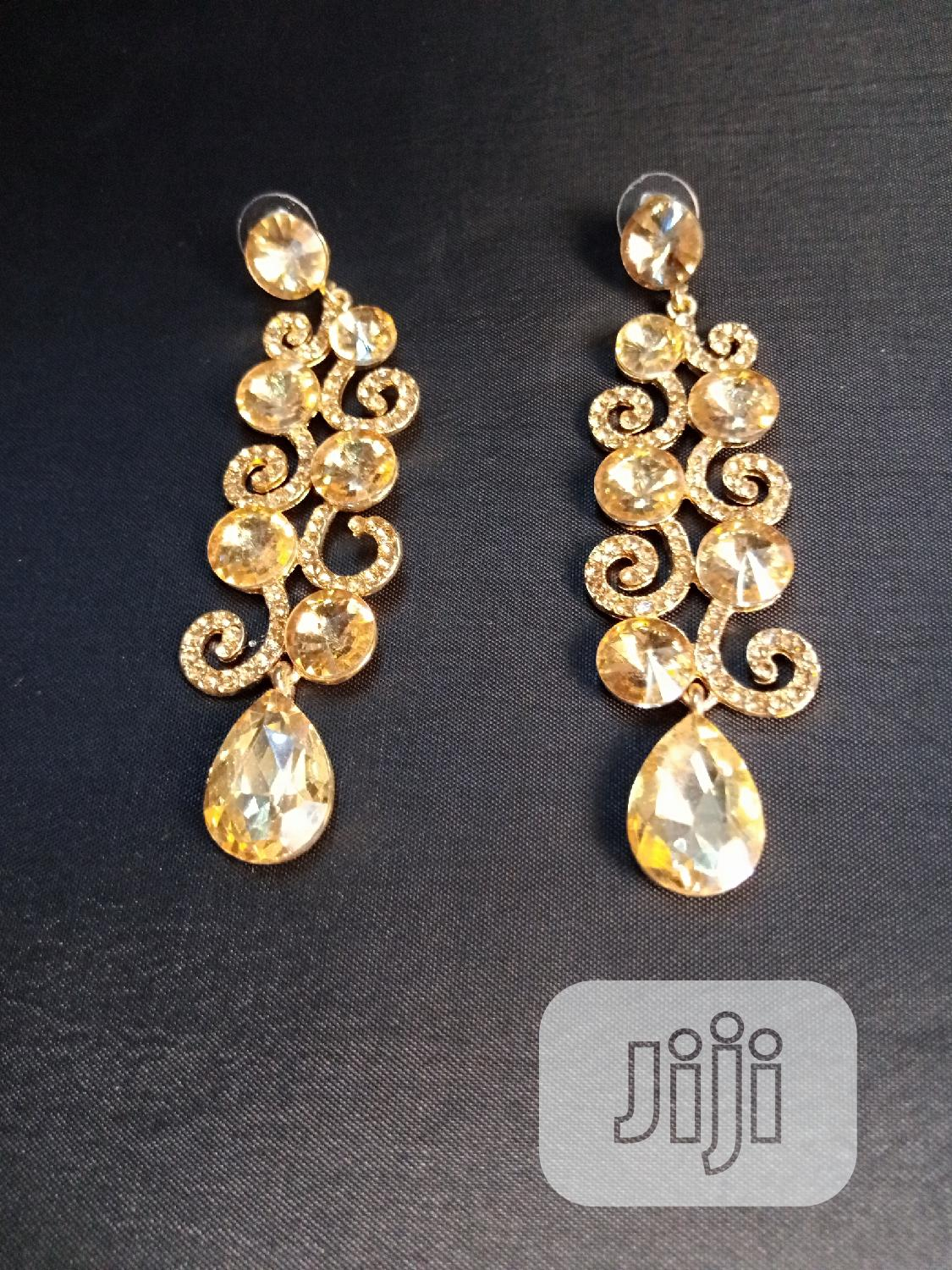 Archive: Quality Stone Earring