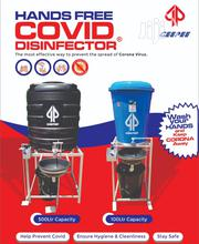 HAND - FREE WATER & SANITIZERS (100 Ltres)   Plumbing & Water Supply for sale in Lagos State, Ojo