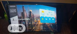 "Legit 49"" Samsung Curve Smart Uhd 4k Tv | TV & DVD Equipment for sale in Lagos State, Ojo"