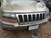 Jeep Grand Cherokee 2002 Laredo 4.7 4x4 Gold | Cars for sale in Abuja (FCT) State, Central Business Dis