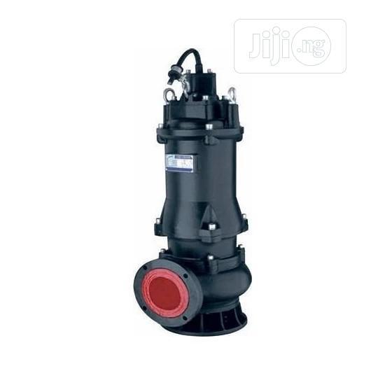 Archive: Leo Sewage Submersible Pump