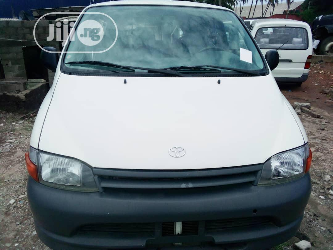 Toyota Bus 2001 | Buses & Microbuses for sale in Apapa, Lagos State, Nigeria