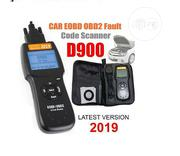 2019 Version Professional D900 OBD2 Car Scanner | Vehicle Parts & Accessories for sale in Lagos State, Ikeja