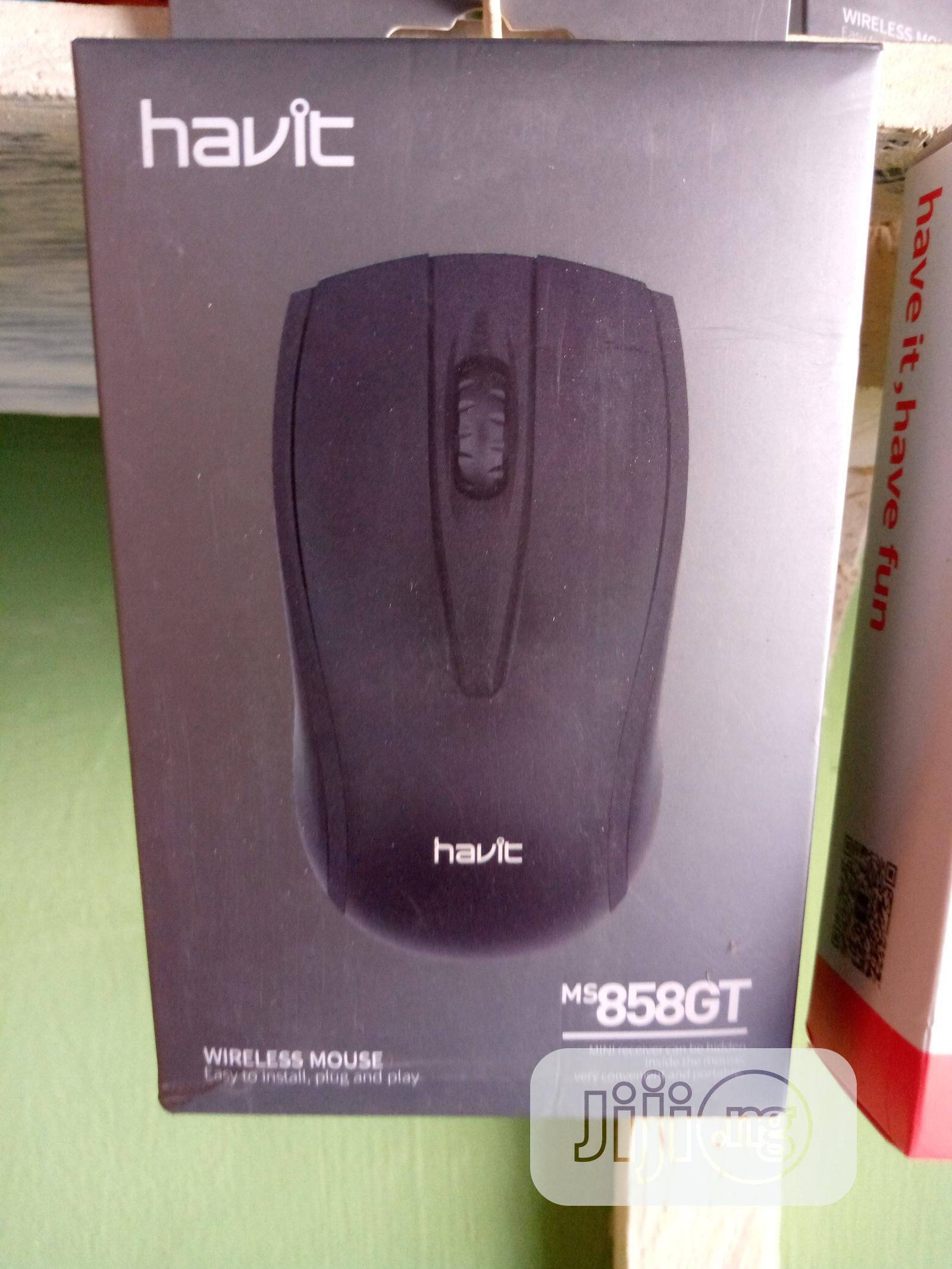 Wireless Mouse Havic