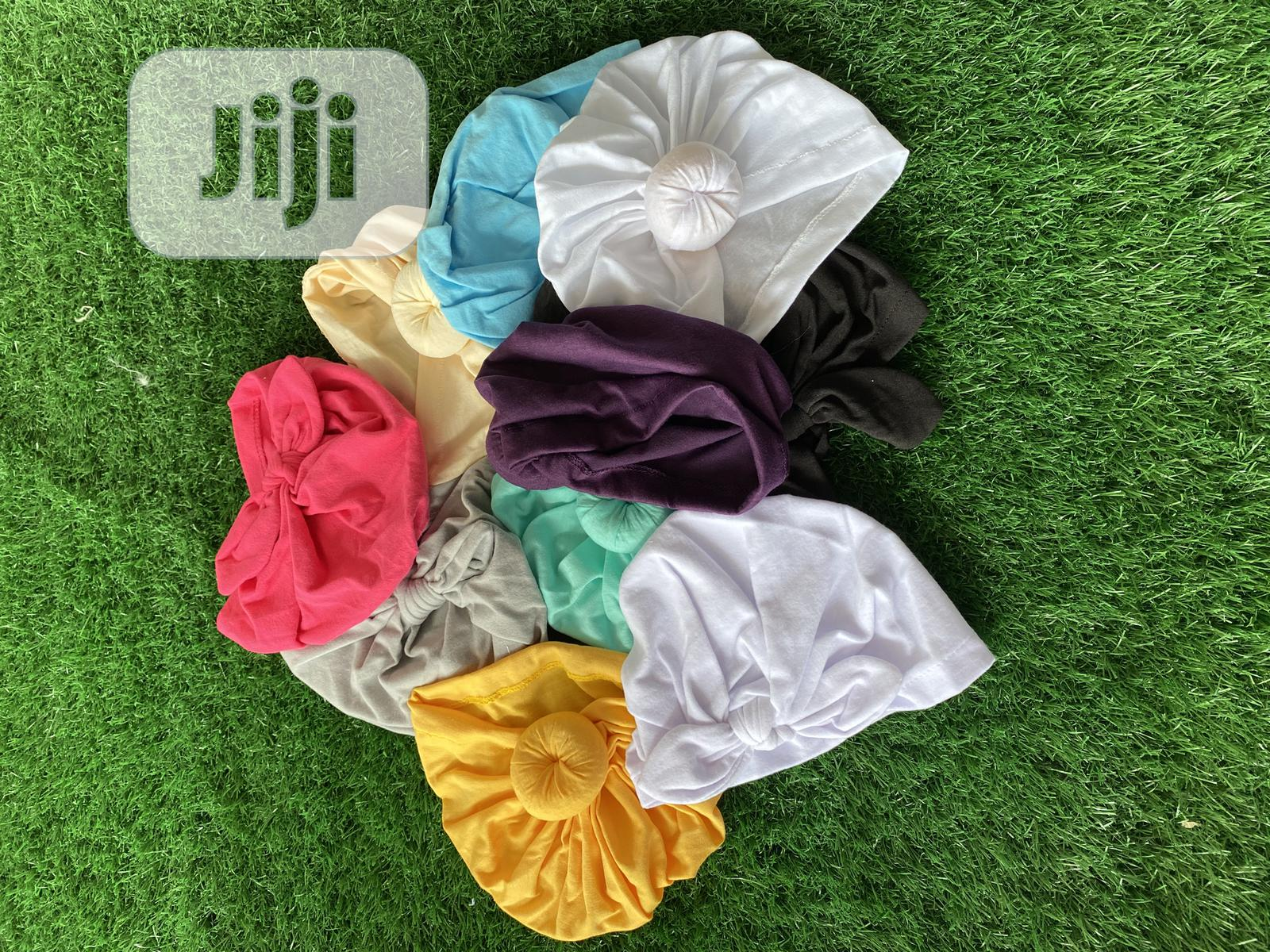 Archive: Turban Caps For Babygirl