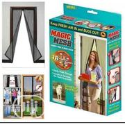 Magic Mesh Anti-mosquitoes Door Curtain | Home Accessories for sale in Lagos State, Surulere