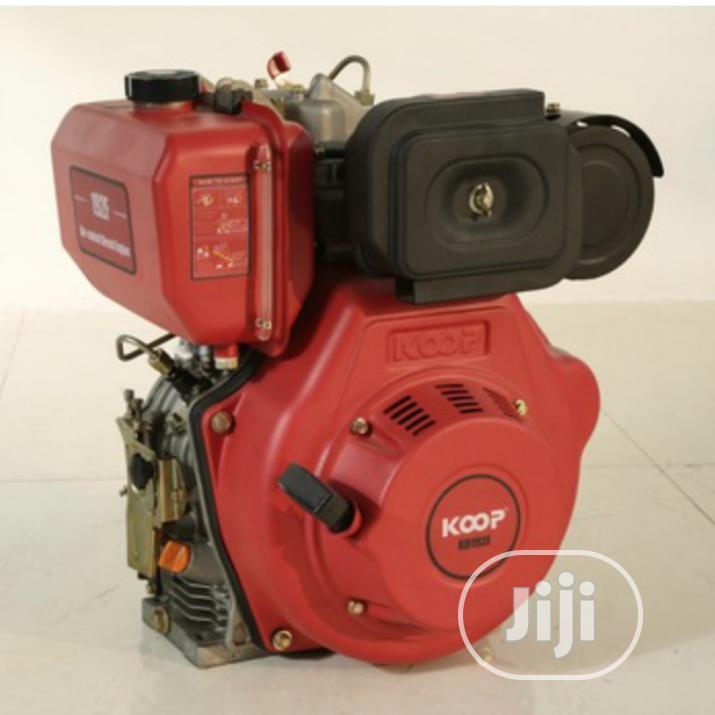 Koop Industrial Pump