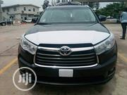 Toyota Highlander 2015 Black | Cars for sale in Abuja (FCT) State, Garki 1