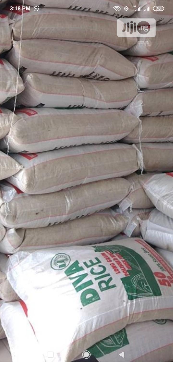 Archive: Diva Nigeria Rice