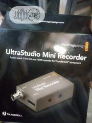 Blackmagic Design Ultrastudio Mini Recorder - Thunderbolt | Accessories & Supplies for Electronics for sale in Lagos State, Ojo