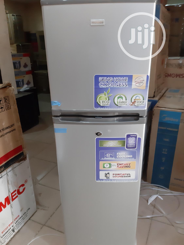 Nasco Refrigerator 166L   Kitchen Appliances for sale in Wuse, Abuja (FCT) State, Nigeria