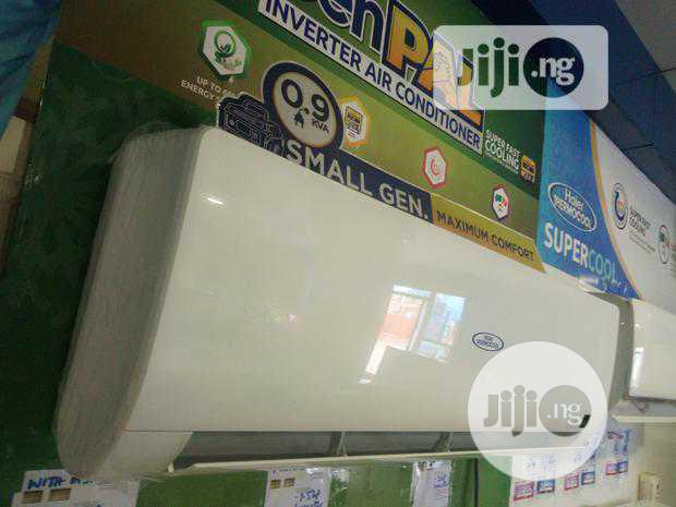 Haier Thermocool 1.5hp Inverter A/C