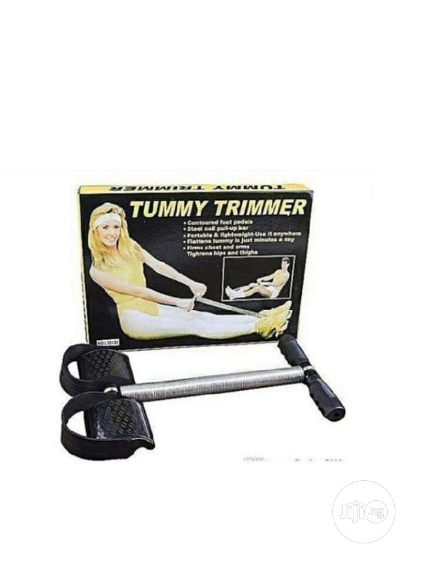 Unisex Tummy Trimmer Exercise Waist Abs Workout Fitness Kit