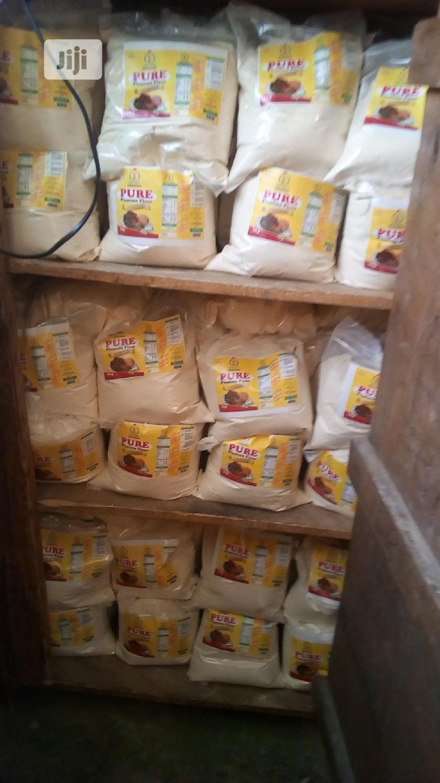Archive: Unripe Plantain Flour