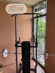 Power Rack With Bench | Sports Equipment for sale in Abuja (FCT) State, Katampe