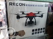 World Tech Toys Elite Recon Follow Me GPS Live View 4K Camera Drone | Photo & Video Cameras for sale in Lagos State, Ikeja