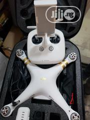 Used DJI Phantom 3 Professional Quadcopter 4K UHD | Photo & Video Cameras for sale in Lagos State, Ikeja