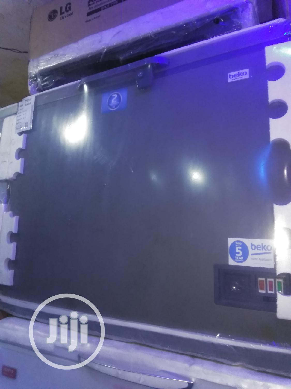 Beko Anti Rust 4ft Deep Freezer With Two Years Warranty.