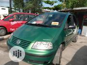 Volkswagen Sharan 1997 Green | Cars for sale in Lagos State, Orile