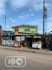 Block Of Flat Corner Piece @Ogba Ikeja Yaya Ibatan Street Ogba Ikeja | Commercial Property For Sale for sale in Lagos State, Ikeja