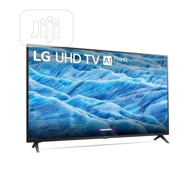 "LG ""60 4K Ultra HD Smart Satellite TV + Magic Remote 60UJ634   TV & DVD Equipment for sale in Ojo, Lagos State, Nigeria"