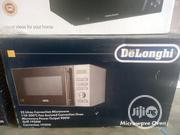 Original Uk Delonghi Microwave 3 In 1 , It's Works 3 Functions | Kitchen Appliances for sale in Lagos State, Lagos Island