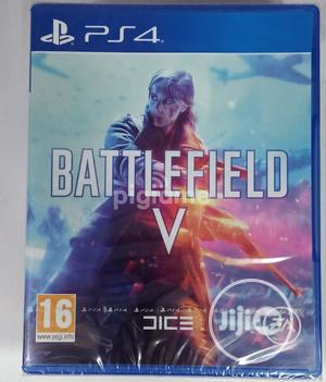 Battlefield V Ps4 | Video Games for sale in Abuja (FCT) State, Wuse