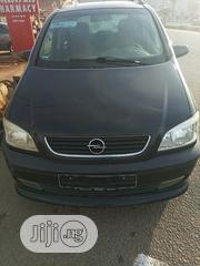Opel Zafira 2003 Black   Cars for sale in Abuja (FCT) State, Kubwa